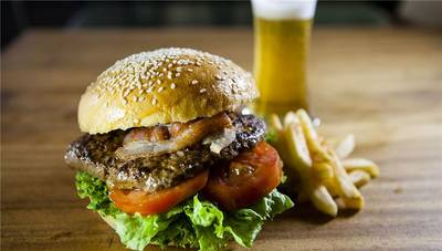 Joint-Venture Investment w/ Established Burger Franchise for Sale