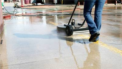 Parking Lot Cleaning Business for Sale in Sunrise