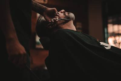Upscale Luxury Barber Shop Franchise for Sale in York Region