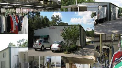 Dry Cleaning Plant for Sale in Brooksville