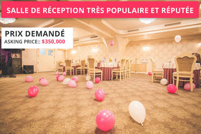 (RKRP-0007) VERY POPULAR AND REPUTABLE RECEPTION HALL