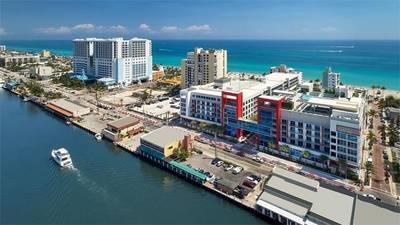 Condo Hotel Rooms for sale Hollywood Beach, Florida