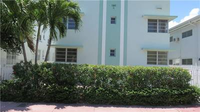 South Beach Multi Family Property for Sale