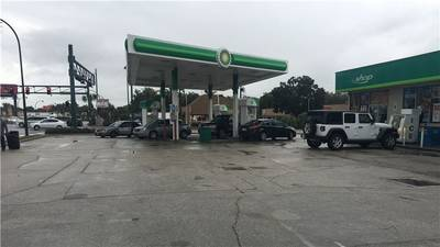 BP Gas Station for Sale in South Orlando
