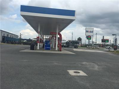 High Volume Mobil Gas Station & Truck Stop for Sale in Wildwood