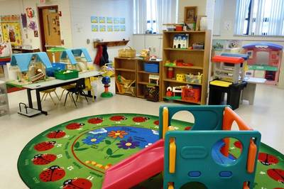 Child Care Center with Real Estate for Sale in Clay County Florida