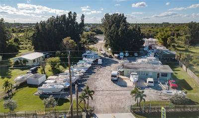 Unique Marine Parts & Surplus business for Sale in Florida