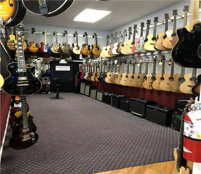 Music Instrument Retail Store for Sale in Melbourne