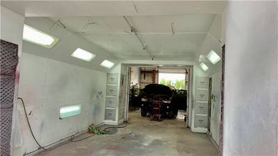 Established Auto Body Shop for Sale in Kissimmee