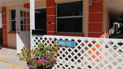 Grove City Motel Charlotte County for Sale