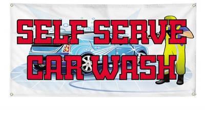 SE Florida Self Serve Car Wash Business with including Property for Sale