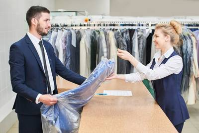 Dry Cleaner Business with Property for Sale in Vero Beach