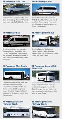 Airport Coaches, Chuttles, Buses and Limousine Service Business for Sale in Toronto
