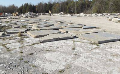 DIMENSIONAL STONE & AGGREGATE QUARRY FOR SALE