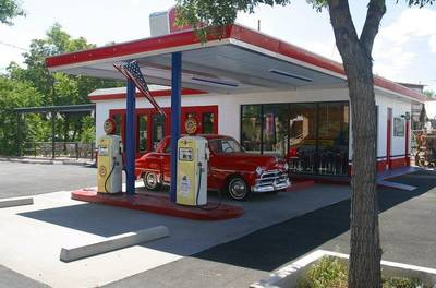 Gas Station + Garage for Sale in Hamilton