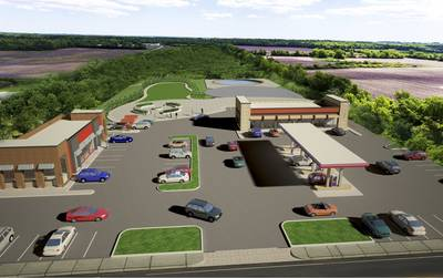 AAA GAS STATION LAND FOR SALE