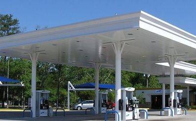 INDEPENDENT GAS STATION FOR SALE--