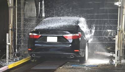 Car Wash for Sale in Pickering with Property