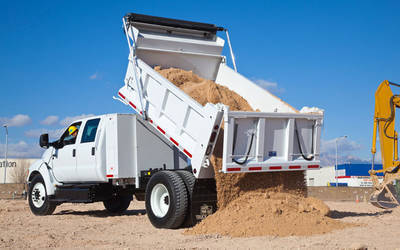 Dump Truck Business for Sale