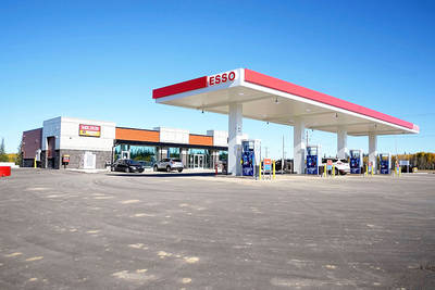 ESSO TRUCK STOP FOR SALE--