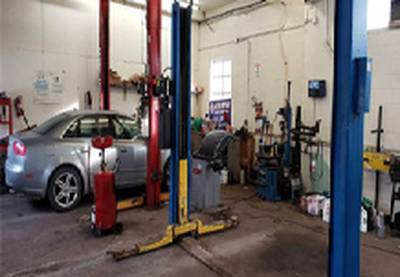 MECHANIC SHOP FOR SALE IN TORONTO