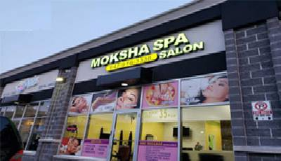 UNISEX BEAUTY SALON/SPA FOR SALE IN TORONTO