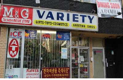 VARIETY STORE FOR SALE IN TORONTO