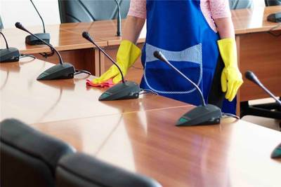 Commercial Cleaning Business for Sale in Gainesville