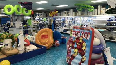 Pool Supply Franchise for Sale in Lighthouse Point
