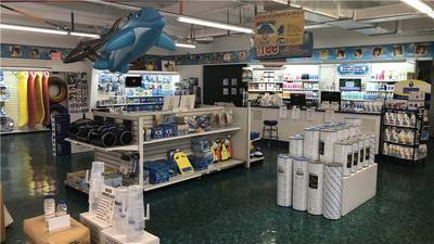 Prosperous Pool Supply Business for Sale in Pompano Beach