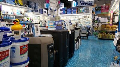 Extremely Profitable Pool Supply Franchise for Sale