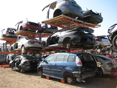 Auto Salvage with Real Estate for Sale in Fort Pierce