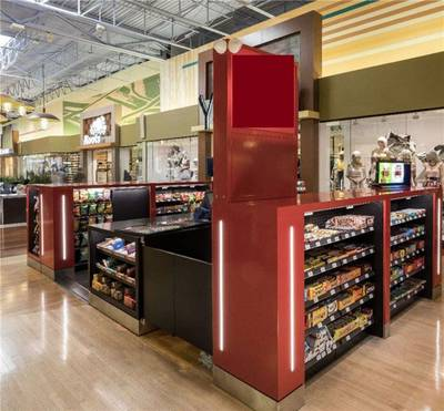 Convenience Healthy Snacks Kiosk Franchise for Sale in Miami