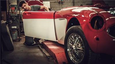 Auto Restoration Business for Sale In Port Charlotte