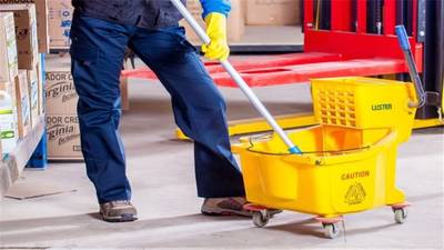 Profitable Construction Clean Up Company for Sale in Florida