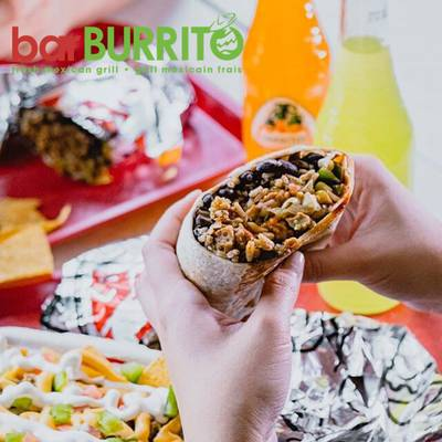 BarBURRITO Quick Service Mexican Restaurant Franchise Opportunity