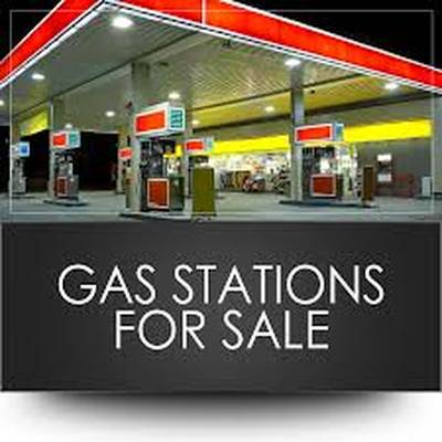 CONSIGNMENT BRAND GAS STATION FOR SALE