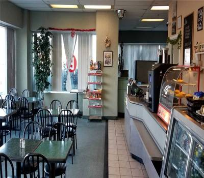 TURNKEY 5 DAY CAFE FOR SALE IN MISSISSAUGA