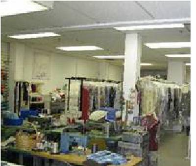 DRY CLEANING PLANT & COIN LAUNDRY FOR SALE