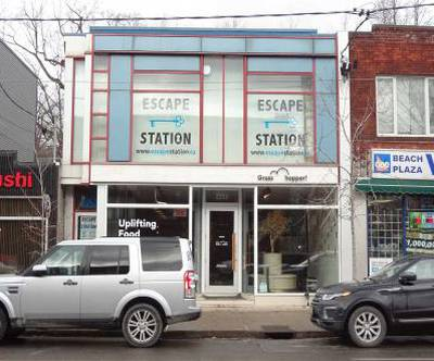 RESTAURANT SPACE FOR LEASE IN TORONTO