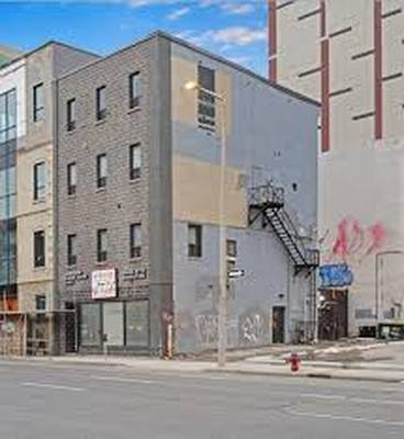 FOUR STOREY BUILDING FOR SALE IN HAMILTON