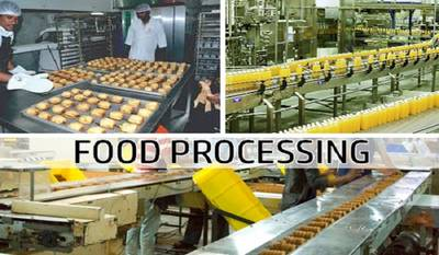 FOOD PROCESSING PLANT FOR SALE