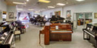 Renowned Specialty Piano Store for Sale in GTA