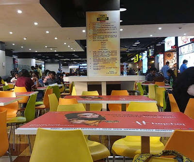 SCARBOROUGH MALL FOOD COURT FOR SALE