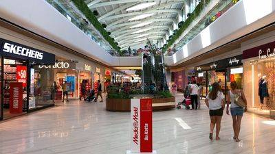 Shopping Mall - North of Toronto