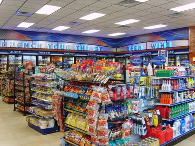 INS DownTown Convenience Store is for sale