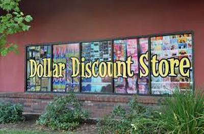 Dollar and Discount Store is for sale