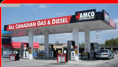 AMCO Gas Station is Available on Lease in Heart Of Toronto