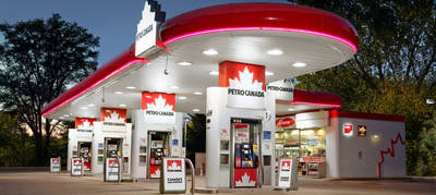 Petro canada 45 mins from GTA with Rental Income