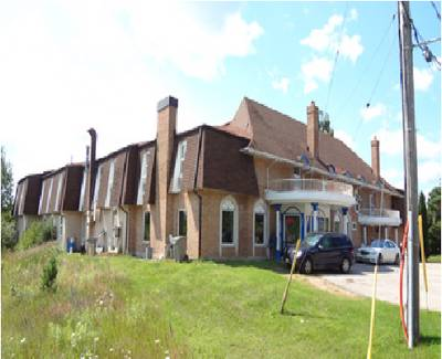 54 ROOMS INN FOR SALE IN PARRY SOUND